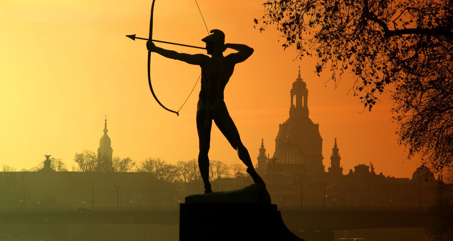 Übersicht & Lage Columbus Dresden