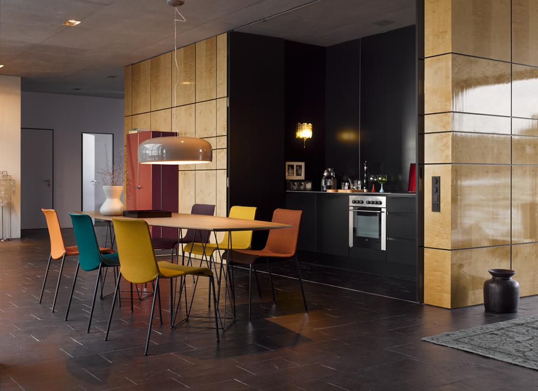 Columbus Dresden Wohnkonzepte Beispiel Küchengestaltung